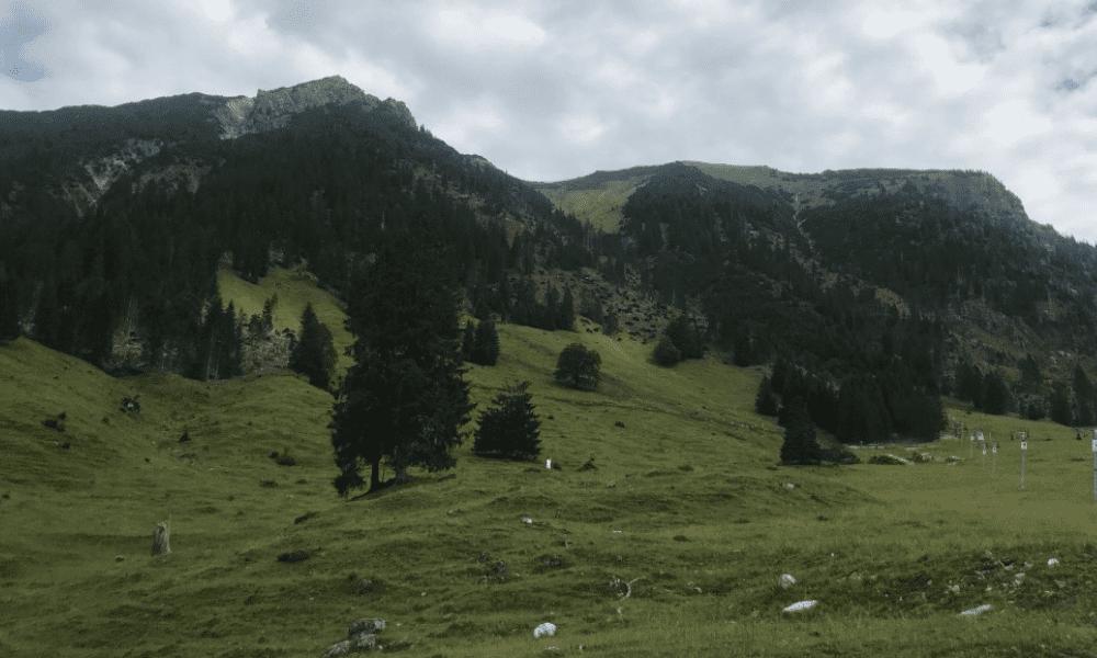 Duitste alpen in Beieren