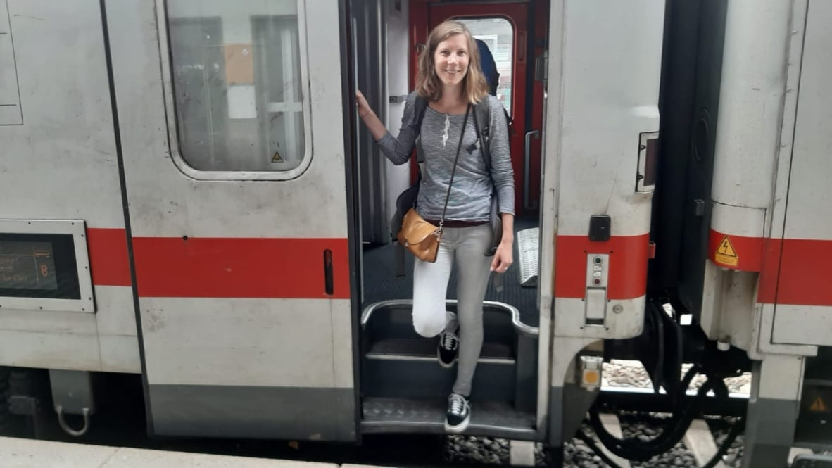 treinreizen Duitsland