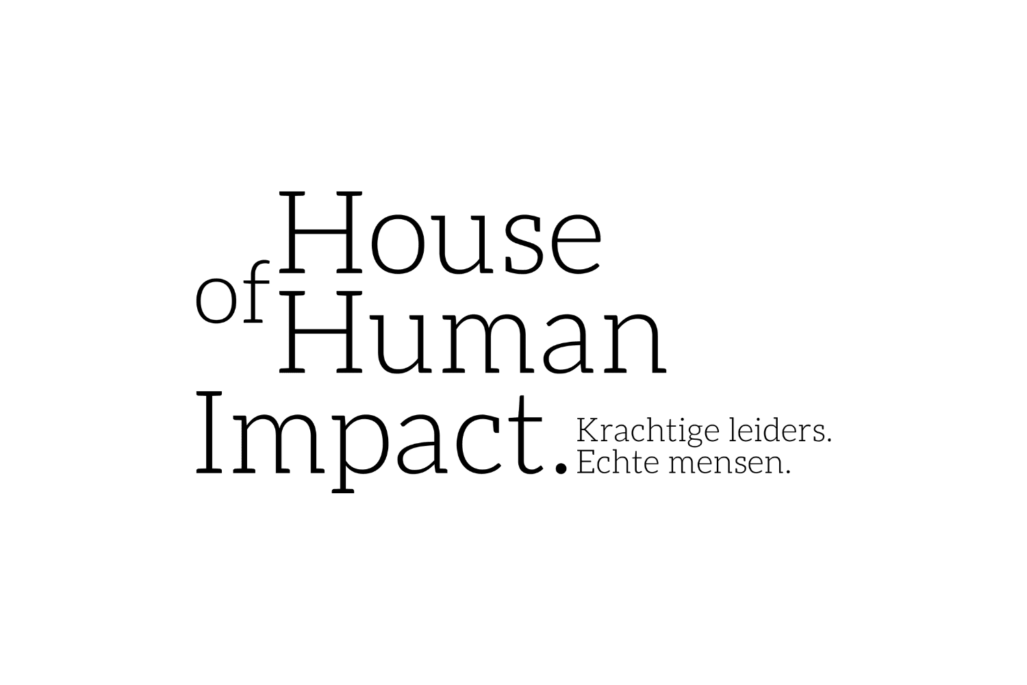 Logo House of Human Impact